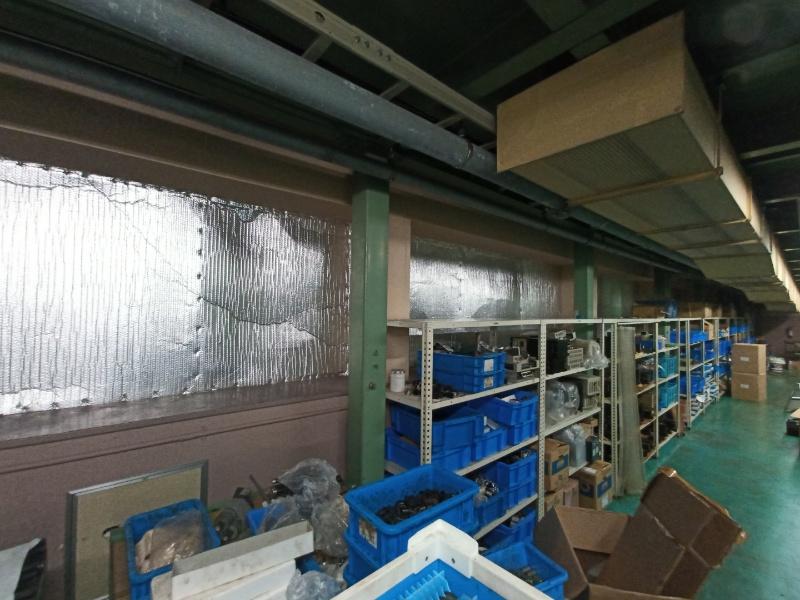 窓遮断熱施工